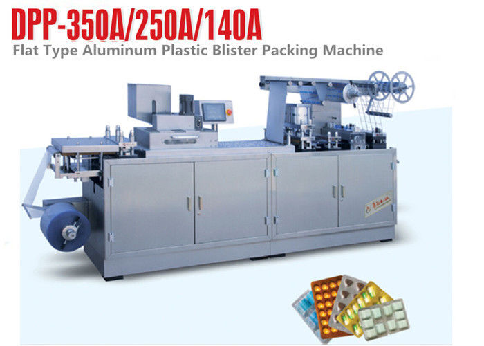 PHARMACEUTICAL BLISTER PACKING MACHINES / AUTOMATED ALU PVC BLISTER PACKING MACHINERY